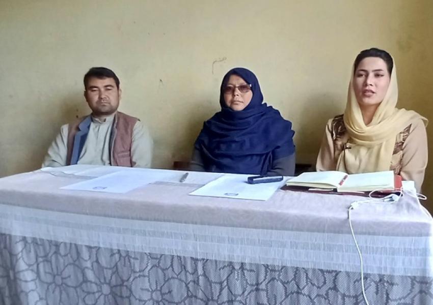 فعالان مدنی بامیان: جامعه جهانی از وقوع فاجعه انسانی در مناطق مرکزی جلوگیری کند